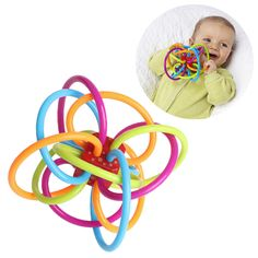 Cheap teether baby toys, Buy Quality baby toys directly from China little babies toys Suppliers: Soft Silicone Teether Baby Toy Little Voice Baby Ball Toy Develop Baby Intelligence Baby Grasping Toy Plastic Hand Gift Toddler Toys, Baby Toys, Toy Sale, Baby Care, Kids Rugs, Fun, Teething, Gifts, Balls