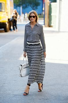 Olivia Palermo at New York Fashion Week III