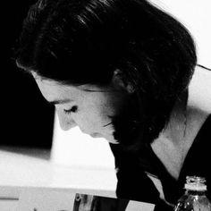 La curatrice del volume Cristina Babino (ph. Walter Angelici)