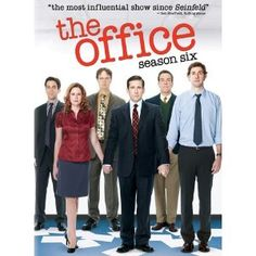 The Office: Season Six --- http://www.amazon.com/The-Office-Season-Steve-Carell/dp/B002N5N5SO/?tag=pintrest01-20
