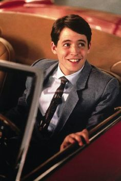 80s Matthew Broderick, ladies and gentlemen.