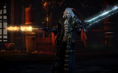 Castlevania Lords of Shadow 2 - Revelations