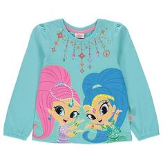 Shimmer & Shine Long Sleeve T Shirt
