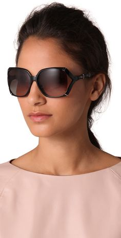 Gucci Oversized Sunglasses | SHOPBOP