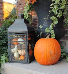 Southern Seazons: Fall lanterns