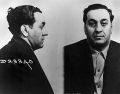 Tony Accardo was a hit man for Al Capone believed to be a participant in the… Real Gangster, Mafia Gangster, Gangster Style, Frank Nitti, Chicago Gangs, Chicago Outfit, Al Capone, Leonardo, Thug Life