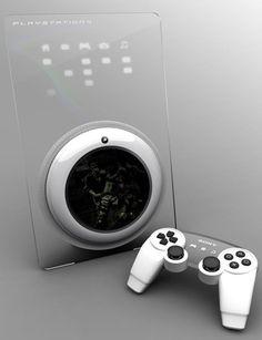 PS4 Concept