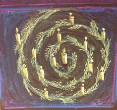 also formdrawing. Heerlijk voor flegmatische kinderen, een wilsopdracht voor sanguïnische......(begin advent 2012) Chalkboard Hand Lettering, Blackboard Drawing, Chalkboard Drawings, Chalkboard Designs, Chalk Drawings, Chalkboard Art, Spiral Drawing, Form Drawing, Christmas Carols Songs