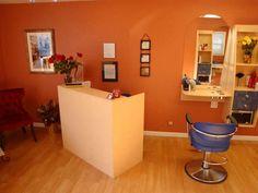 Salon Design Photo Gallery Portfolio Page Two