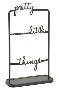 Umbra 'Pretty Little Things' Jewelry Organizer