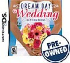 Dream Day Wedding Destinations — PRE-Owned - Nintendo DS, 785138362267