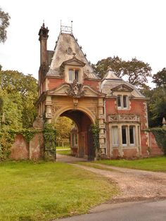 French Gate House