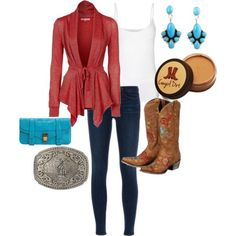 Cowgirl by thecowgirlwaymagazine on Polyvore