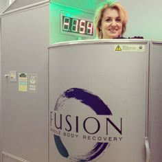 Cryotherapy Experience #cryotherapy