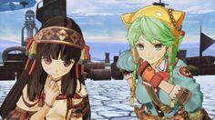 Gameplayaholic: Atelier Shallie: Alchemists of the Dusk Sea reclam...
