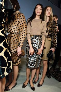Burberry Prorsum, Herbst/Winter 2013/14