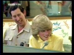 .March 21, 1983: Prince Charles & Princess Diana visit Alice Springs and Ayers Rock on their 6 week tour of Australia. In Alice Springs they play host to a radio phone- in and answer questions from children all over the outback.
