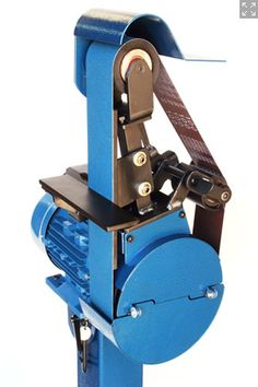 Tube Notcher / Belt Grinder SR 483 Series by Radius Master™ - World's Most Versatile Belt Grinder