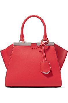c8536a850fb5 Fendi - 3Jours small leather shoulder bag
