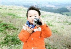 DaeHan Photography Cute Kids, Cute Babies, Baby Kids, Triplet Babies, Superman Kids, Song Triplets, Song Daehan, Japanese Kids, Asian Babies