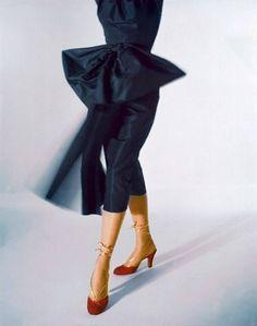 Serge Balkin For Vogue 1950