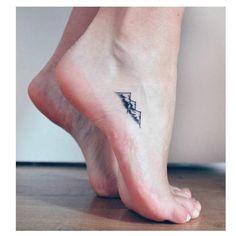 Tattoos voor op je voeten