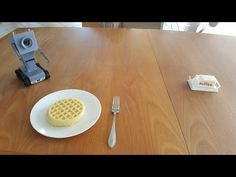 3D printed pass the butter robot from rick and morty - YouTube