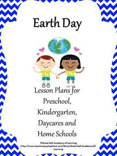 Reduce Reuse Recycle  Earth Day Activity  Kindergarten Lesson