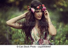 Stock Photo - summer girl - stock image, images, royalty free photo, stock photos, stock photograph, stock photographs, picture, pictures, graphic, graphics