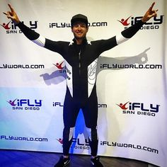 Proud to announce I've joined the BOOGIE MAN team!!! Really excited about this Marvel suit and stoked to fly it in the @ifly_va_beach @the_bodyflight_association competition today! Stream here to cheer me on, 8PM EST http://competition.iflyvb.com/ #sponsored #boogiemansuits #iflyvabeach #iba #competition #freestyle #flyeveryday #comeflywithme #flyfast #jointheteem #skydivegram #tunnelflying #windsaloft #jumperfam #O2F #2degreestoosteep #sandiego #california #sandiego #sandiegoconnection…
