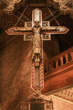 Holy Trinity Roman Catholic Church, New York, New York www.stephentravels.com/top5/crucifixes
