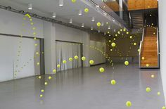 Cause and Effect Art Installation by Ana Soler