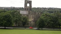 The view of Kirkstall Abbey from Morris Lane - Richard Priestley For more photos of Yorkshire, please visit our website: www.imfromyorkshire.com