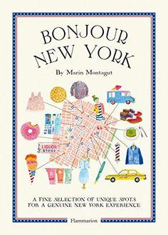 The Bonjour City Map-Guides- Bonjour New York