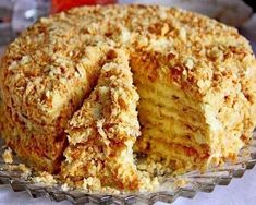 Cake recipes banana honey ideas for 2019 Sweet Recipes, Cake Recipes, Dessert Recipes, Gluten Free Pastry, Easy Cake Decorating, Russian Recipes, How Sweet Eats, International Recipes, Food Cakes