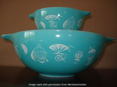 Pyrex Love - Balloons Chip and Dip