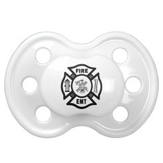Future firefighter kids and firefighter baby gifts are adorable gift ideas for babies of firemen and female firefighters. Firefighter Family, Firefighter Gifts, Firefighter Bedroom, Firefighter Workout, Firefighter Wedding, Maltese Cross, Fire Dept, Fire Department, Baby Love