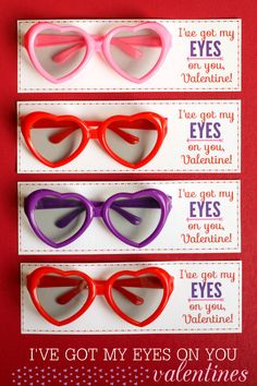 Got my EYES on you Valentines (via Bloglovin.com )