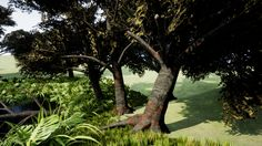 Tree 02 3D Model | Download Royalty Free Tree and Plant 3D Models - 3D Squirrel