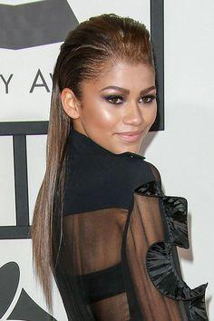zendaya coleman 2014   Zendaya Coleman 2014 Grammy Awards Hairstyle   Steal Her Style