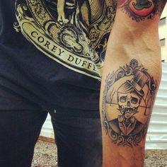 Forearm Tattoos for Men - 20