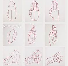 ✔ Drawing Techniques Step By Step Hands Drawing Lessons, Drawing Techniques, Art Lessons, Drawing Guide, Hand Drawing Reference, Art Reference Poses, Drawing Sketches, Art Drawings, Drawing Drawing