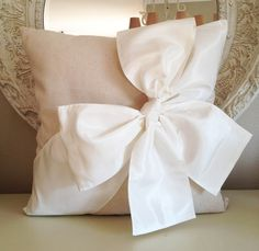 Sateen Bow by secdus on Etsy, $41.00