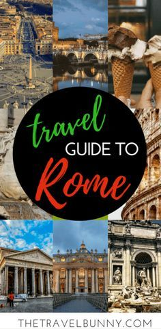 Practical tips for visiting Rome, helping you get around the city and from the airport. Where to eat, sleep and how enjoy everything the eternal city has to offer.