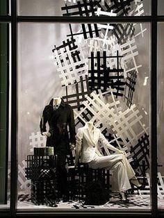 Burberry #windows #retail