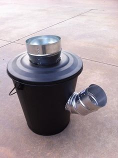 1000 images about imporvised stoves ovens smokers for Build your own rocket stove