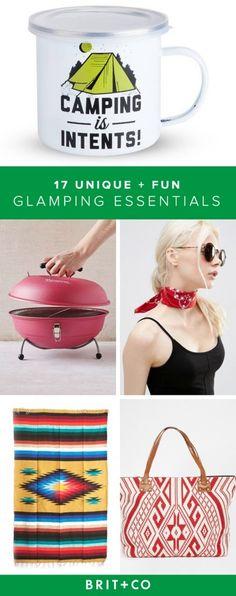 17-Unique-+-Fun-Glamping-Essentials