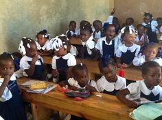 Le Canada au secours des enfants de Delmas, Port-au-Prince-Haiti---Canada help with Haitian children in Delmas