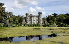 De castillo en castillo por Irlanda El exquisito castillo de Johnstown, del siglo XIX, se halla en el condado de Wexford