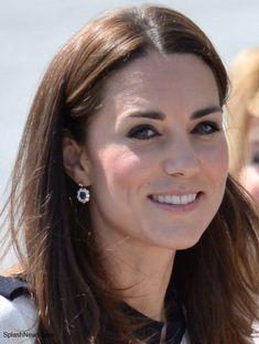 Duchess Kate: The Duchess of Cambridge Explores a Family Connection at Bletchley Park